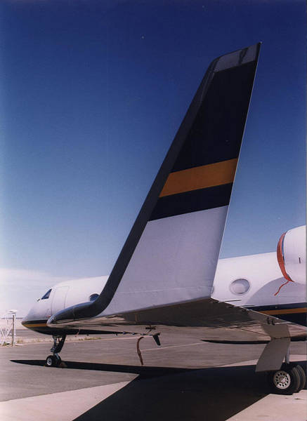Kimberley Airport Photograph - Wing by Paul Job