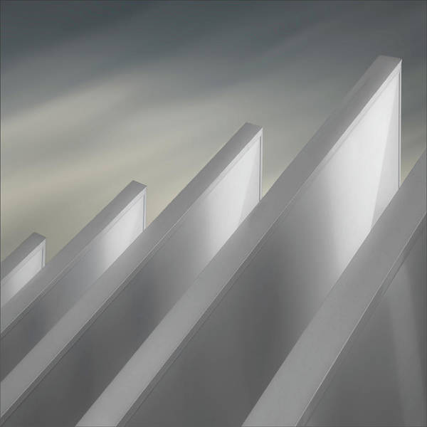 Structure Photograph - Winged Walls by Gilbert Claes