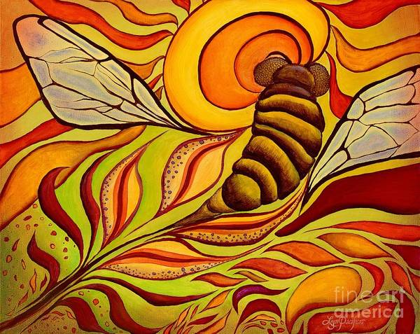 Clarity Painting - Wings Of Change by Lyn Pacificar