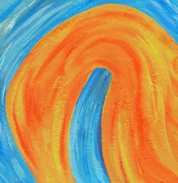 Painting - Wink by Cyryn Fyrcyd
