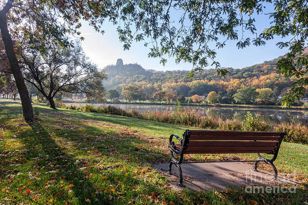 Photograph - Winona Gift - Seat With A View by Kari Yearous