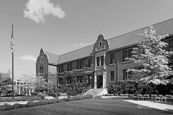 Photograph - Winona State University Phelps Hall by University Icons