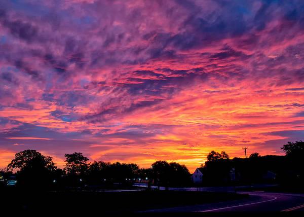 Photograph - Winona Sunrise by Al  Mueller