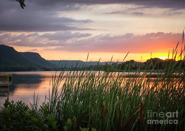 Photograph - Winona Sunset by Kari Yearous