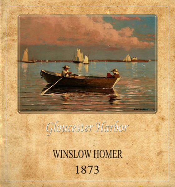 Photograph - Winslow Homer 1 by Andrew Fare