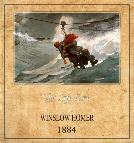 Photograph - Winslow Homer 3 by Andrew Fare