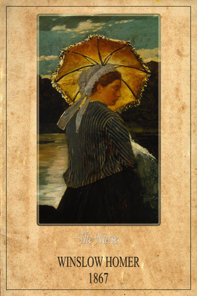 Photograph - Winslow Homer 6 by Andrew Fare