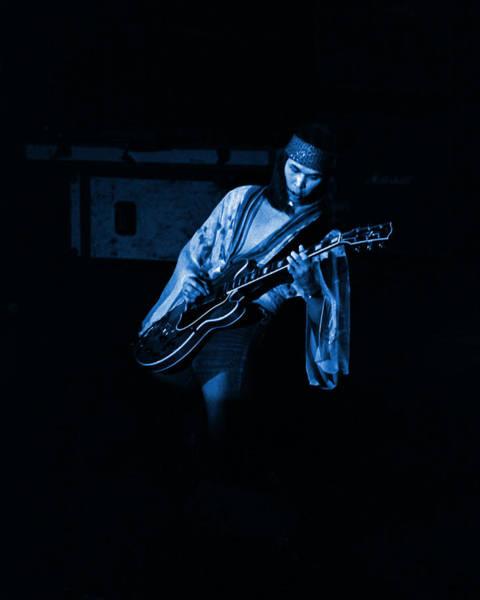 Photograph - Winter @ Winterland #31 In Blue by Ben Upham