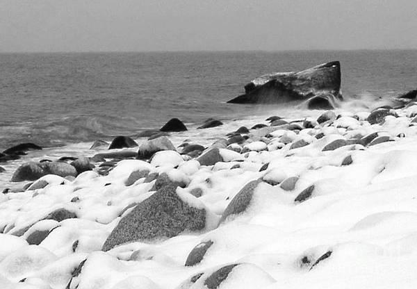 Photograph - Winter At Sea by Randi Grace Nilsberg