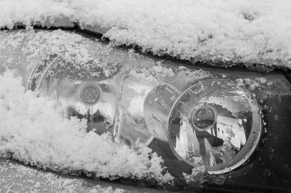 Photograph - Winter Bmw by Miguel Winterpacht