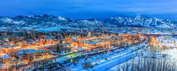 Photograph - Winter Daze by Kevin  Dietrich