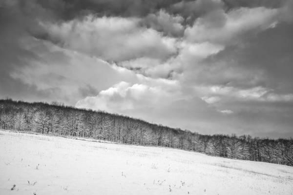 Photograph - Winter Expanse by Chris Bordeleau