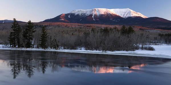 Wall Art - Photograph - Winter Glow by Patrick Downey
