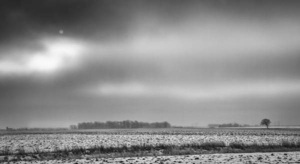Wall Art - Photograph - Winter In Farm Country by Thomas Young