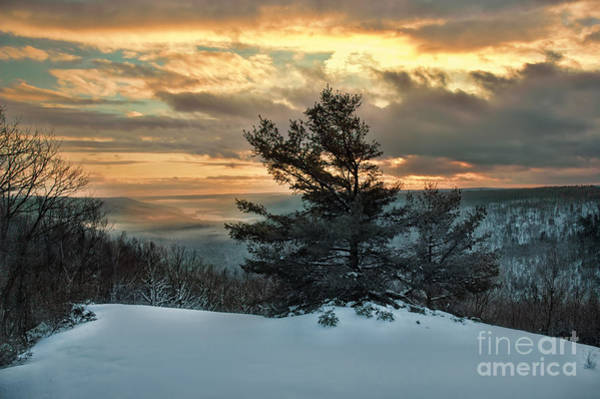 Wall Art - Photograph - winter in Granville by HD Connelly