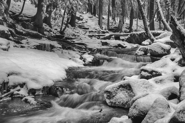 Photograph - Winter In Hobbit Land 7d08886 by Guy Whiteley