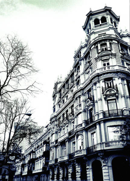 Photograph - Winter In Madrid by Pedro Fernandez