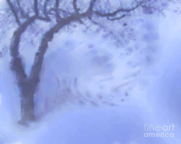 Painting - Winter Is Coming by Pet Serrano