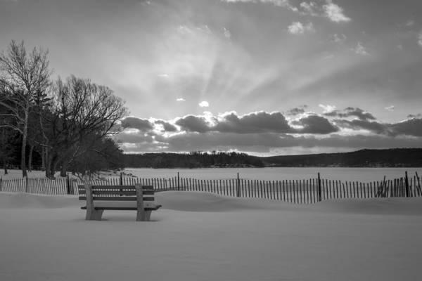 Photograph - Winter Light by Sara Hudock