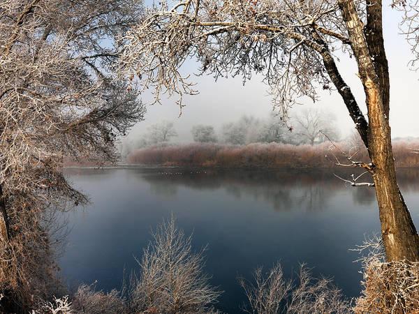 Magnificence Wall Art - Photograph - Winter Morning by Leland D Howard
