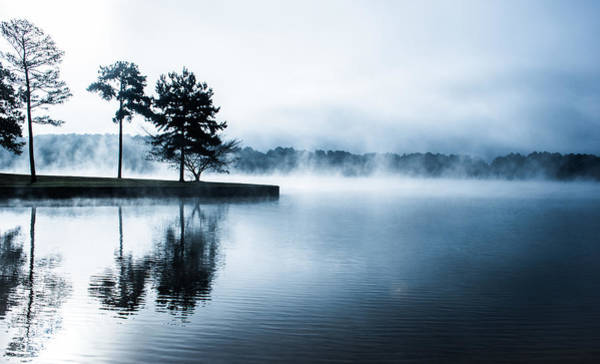 Photograph - Winter On The Lake by Parker Cunningham