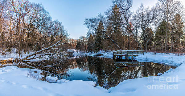 Wall Art - Photograph - Winter Peace by Andrew Slater