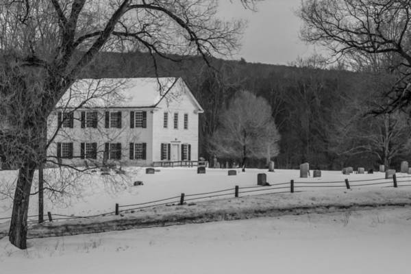 Photograph - Winter Peace by Sara Hudock