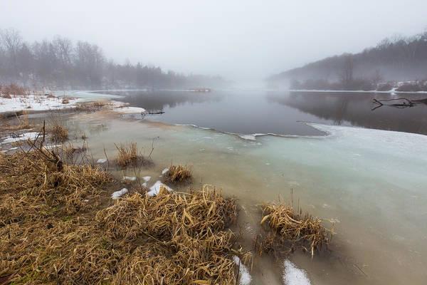 Photograph - Winter Recedes by Sara Hudock