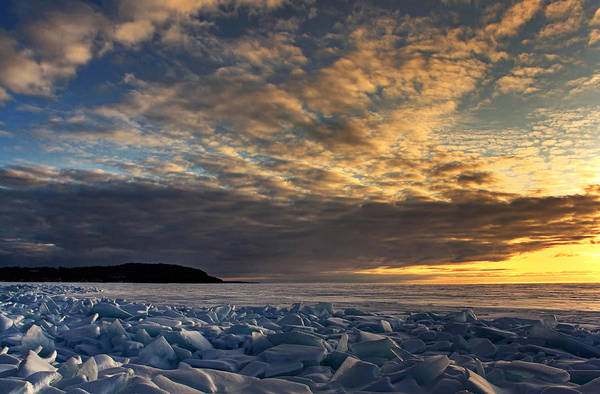 Photograph - Winter Skies by Leda Robertson
