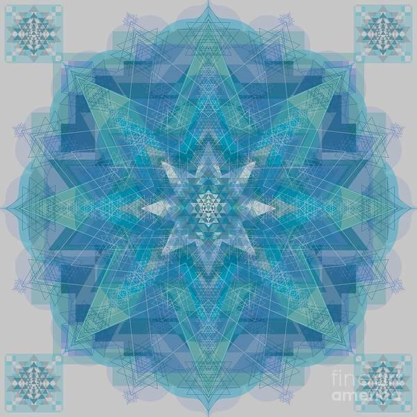 Digital Art - Winter Solstice 2013 by Kathryn Strick