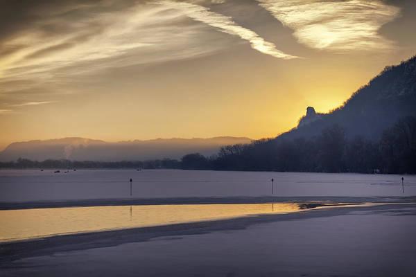 Photograph - Winter Sunrise by Al  Mueller