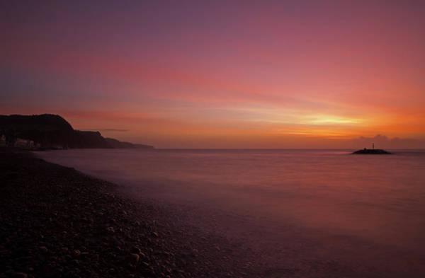 Photograph - Winter Sunrise by Pete Hemington