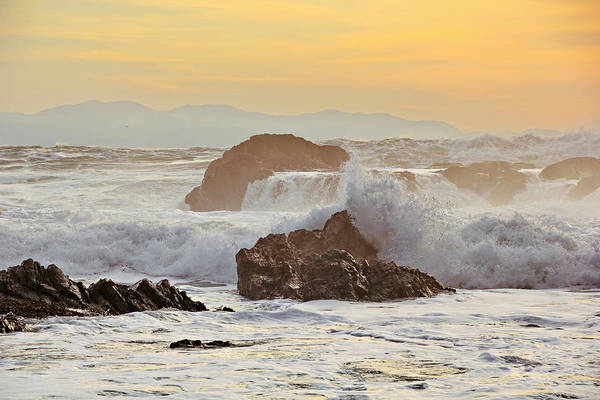 Photograph - Winter Sunset At Port Renfrew by Simply  Photos