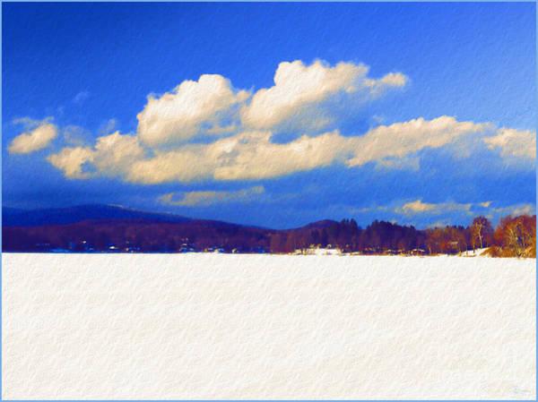 Photograph - Winter Wonderland by Jeff Breiman