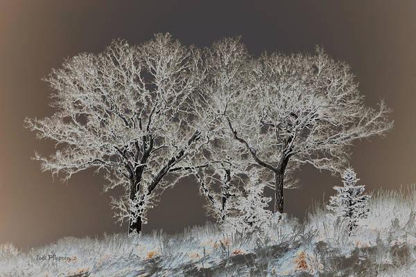 Rockville Photograph - Winters Art by Jodi Pflepsen