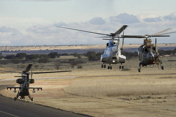 Kimberley Airport Photograph - Winters Day  by Paul Job