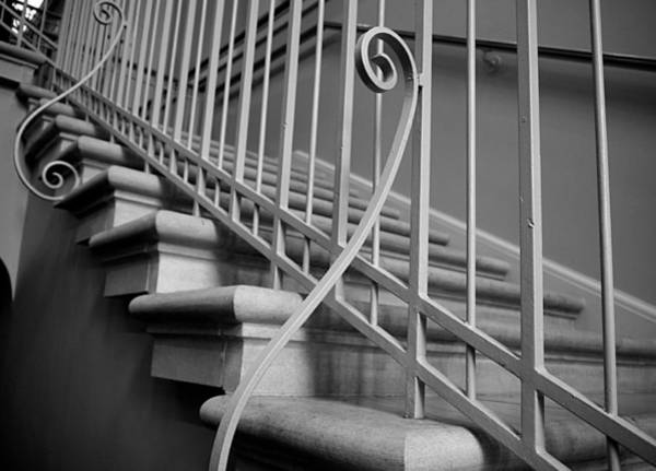 Photograph - Winterthur - Stairs by Richard Reeve