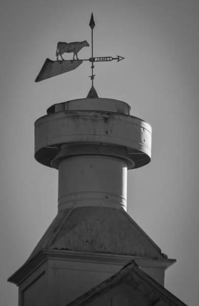 Photograph - Wisconsin Cupola by Thomas Young