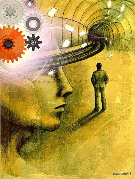Respect Digital Art - Wisdom Underground - Healing Through Understanding by Paulo Zerbato