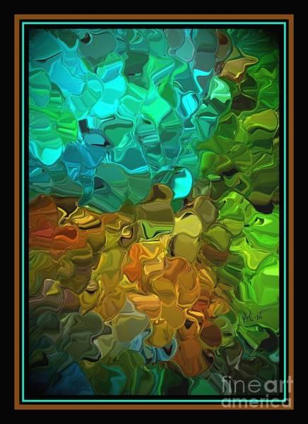 Olive Branch Digital Art - Wishing For Understanding Digital Abstract Art By Steven Langston by Steven Lebron Langston