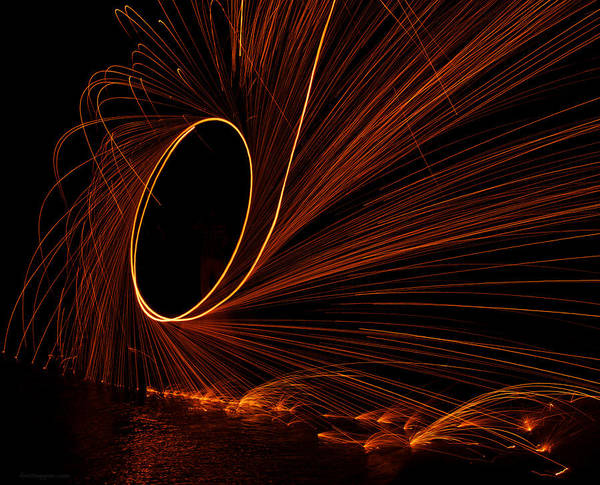 Photograph - Wisk Sparks by Britt Runyon