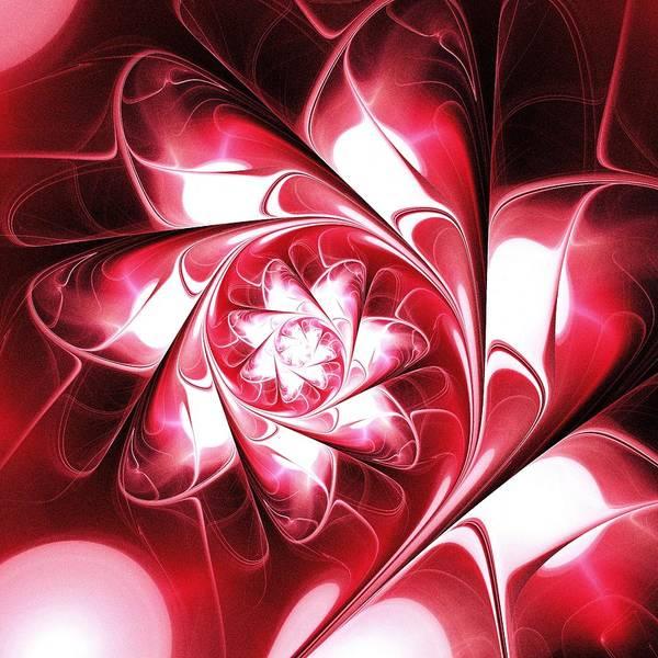 Digital Art - With Love by Anastasiya Malakhova