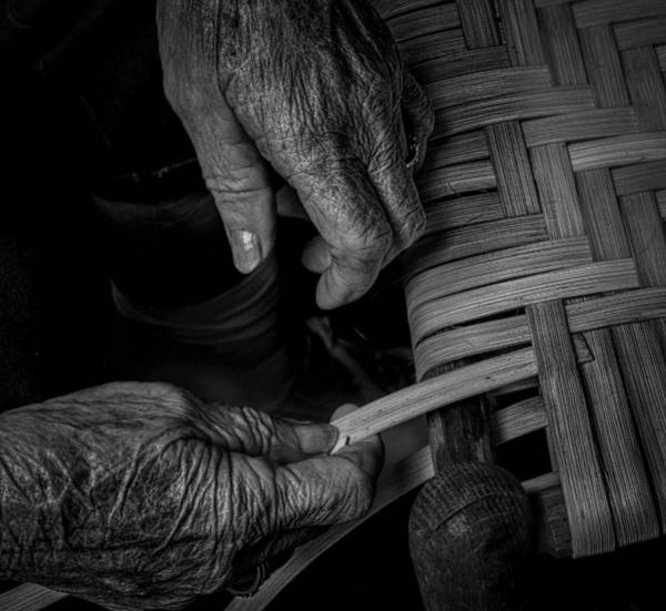 Photograph - With These Hands by Donald Brown