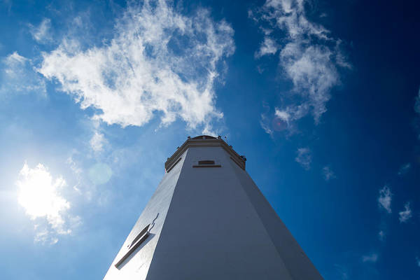 Photograph - Withernsea Lighthouse by Scott Lyons