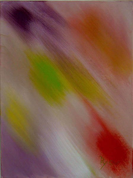 Painting - Within The Rainbow by Ray Nutaitis