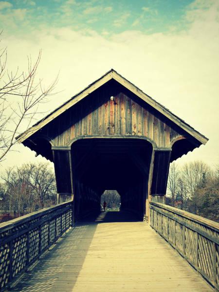 Photograph - Witihn The Bridge by Cyryn Fyrcyd