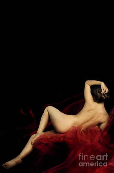 Dark Skin Photograph - Woman by Jelena Jovanovic