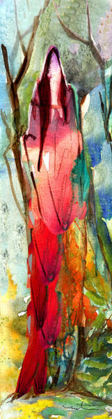 Painting - Woman Power Diptych 01 by Miki De Goodaboom