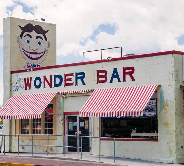 Photograph - Wonder Bar Asbury Park Nj by Jim DeLillo