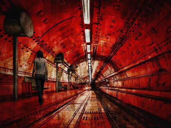 Engage Wall Art - Photograph - Wondering by Jack Zulli